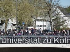 Besuch der Universität Köln